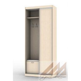 Шкаф купе в прихожую (1000-1400)