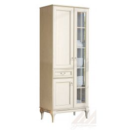 Шкаф витрина 390 правая Корвет МК 62