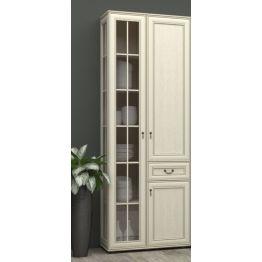Шкаф витрина левая 6 Корвет МК 30 П