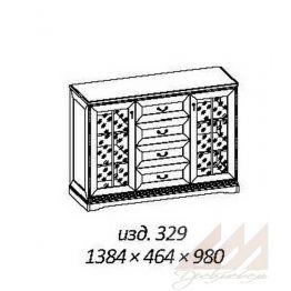 Комод №329 Корвет МК 59