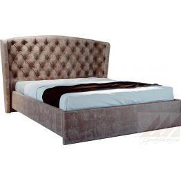 Кровать с подъемным механизмом №375 Корвет МК 60 латте
