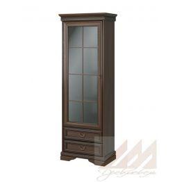 Шкаф витрина №335 Корвет МК 60