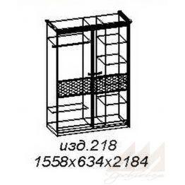 Шкаф-купе Версаль №218 Корвет 25