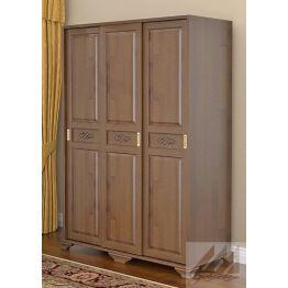 Шкаф купе из дерева Сатори