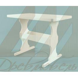 Недорогой стол из массива дерева Парт