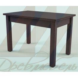 Стол 4Б из массива бука, дуба, березы или сосны