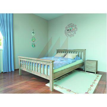 Кровать Сиена (сосна, береза, бук, дуб)