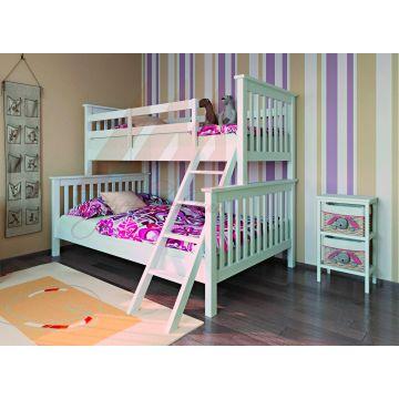 Кровать двухъярусная для детей и взрослых