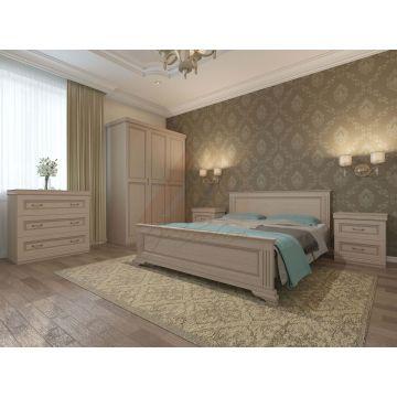 Кровать Винченцо ( сосна, бук, дуб)