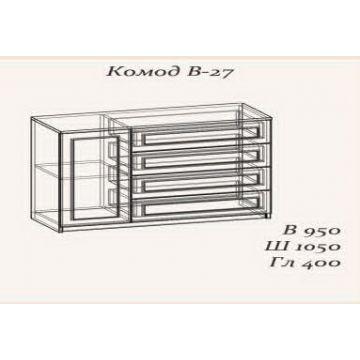 Комод B-27