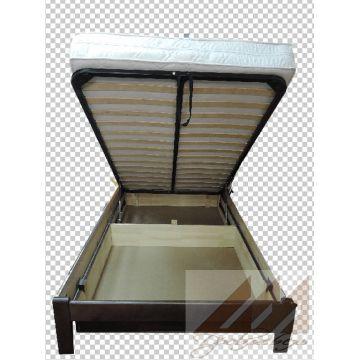 Ящик с подъемным механизмом и ортопедическим основанием