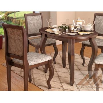 Стол 4B из бука, дуба, березы или сосны