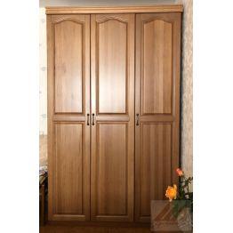 Шкаф трехстворчатый массив дерева №6, для одежды