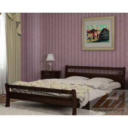 Кровать Аврора (массив сосны, березы, бука или дуба)