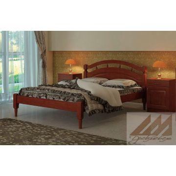 Кровать Джулия (сосна, береза, бук, дуб)