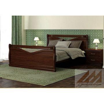 Кровать Флоренция (сосна, бук, береза, дуб)
