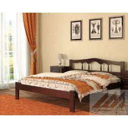 Кровать Гармония (сосна, береза, бук, дуб)