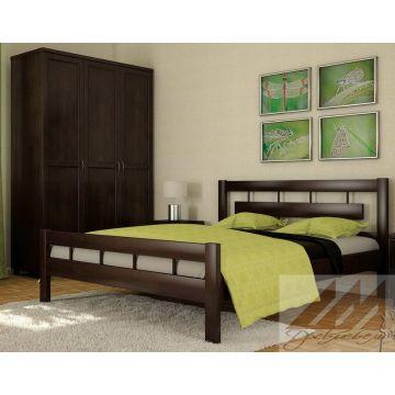 Кровать Сатори (сосна, береза, бук, дуб)