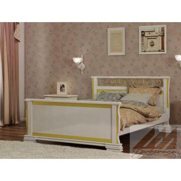 Кровать Версаль (сосна, береза, бук, дуб)