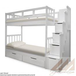 Детская двухъярусная кровать Артек