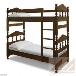 Детская двухъярусная кровать Ниф-Ниф