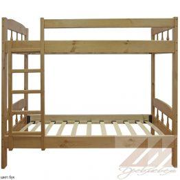 Детская двухъярусная кровать Скаут1