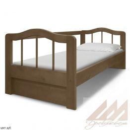 Детская кровать из сосны Диана2