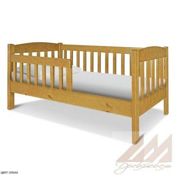 Детская кровать с бортиком Моника