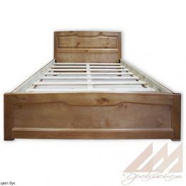 Кровать из сосны Ариелла2