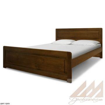 Кровать из сосны Гриндей