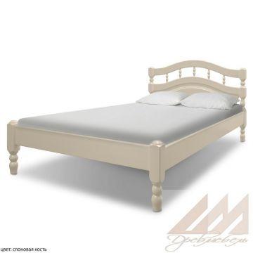 Кровать из сосны Хелга2