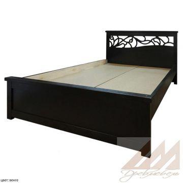 Кровать из сосны Маия