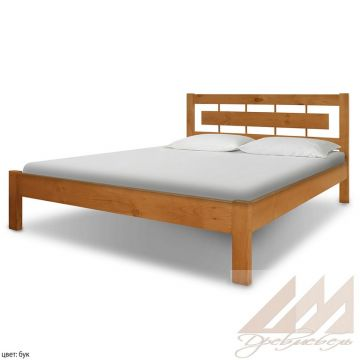 Кровать из сосны Соло2