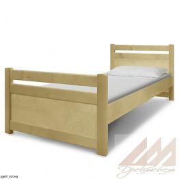 Кровать из сосны Визави