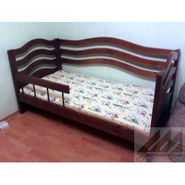 Детская кровать из сосны Бриз