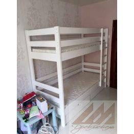 Детская двухъярусная кровать Кадет2