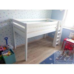 Кровать чердак Маугли