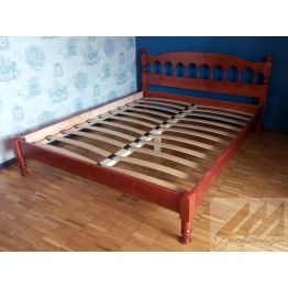 Кровать из сосны Нико2