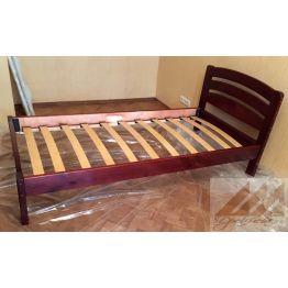 Кровать из сосны Сена