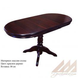 Овальный стол обеденный из сосны - Джонотан1