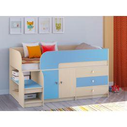 Кровать чердак Астра 9 (1600 - вариант 1)
