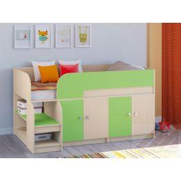 Кровать чердак Астра 9 (1600 - вариант 2)