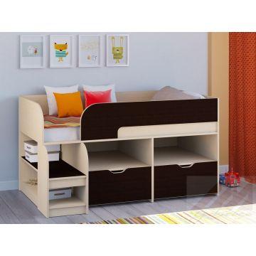 Кровать чердак Астра 9 (1600 - вариант 6)