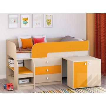 Кровать чердак Астра 9 (1600 - вариант 7)