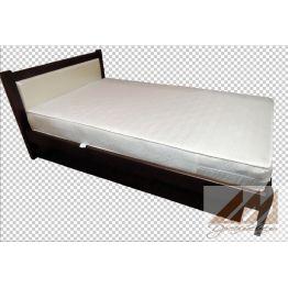 Кровать Веста (дуб, бук, береза, сосна) с подъемным механизмом