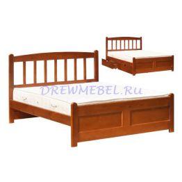 Кровать Адмирал (сосна)
