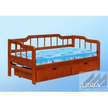Кровать Арфа (сосна)