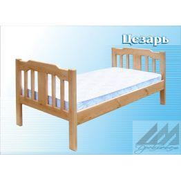 Кровать Цезарь (сосна)