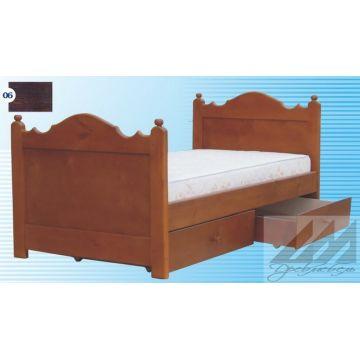 Кровать Фея (сосна)