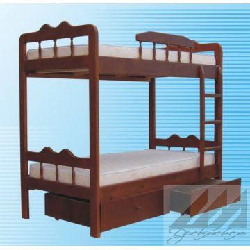 Кровать Филя двухъярусная